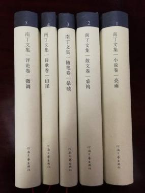 南丁文集(小说卷、散文卷、随笔卷、诗歌卷、评论卷)